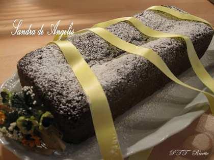 Mattonella con nocciole, mandorle e cioccolato