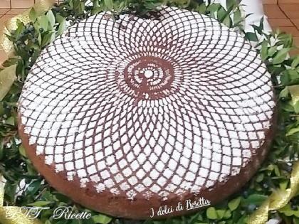 Maxi Torta al cioccolato fondente