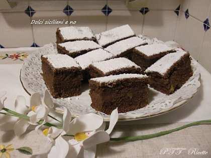 Merendine al cacao con ricotta e confettura