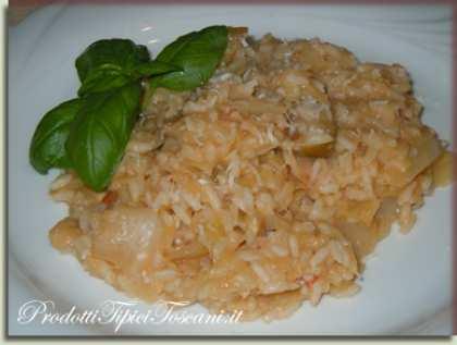 Minestra di riso con crauti e patate