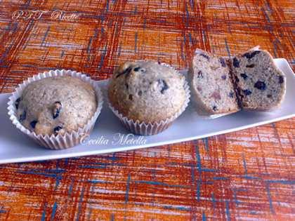 Muffin al profumo di tiglio