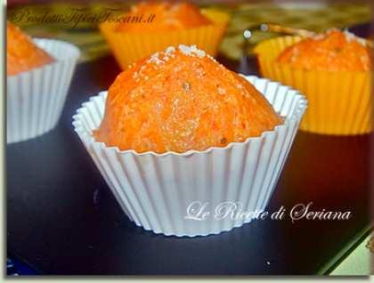 Muffin aromatici al pomodoro