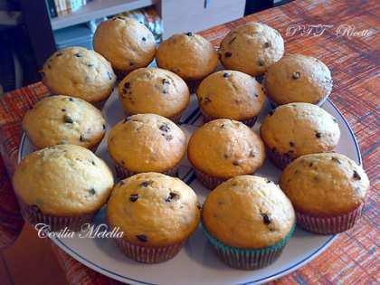Muffin cocco e cioccolato