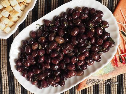 Olive da olio alla nepitella
