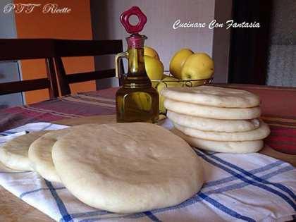 Pan Pita (ricetta greca)