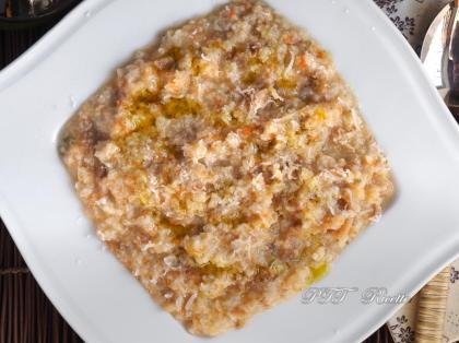 Panada, Zuppa di pane