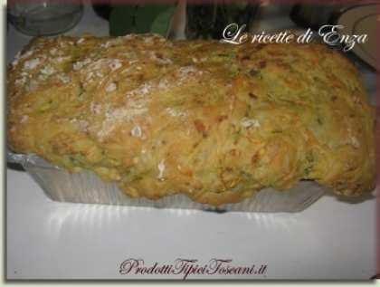 Pane con verdure