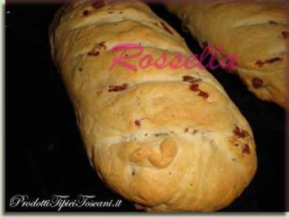 Pane saporito con salame
