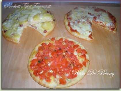 Pizza a lunga lievitazione metodo Bonci