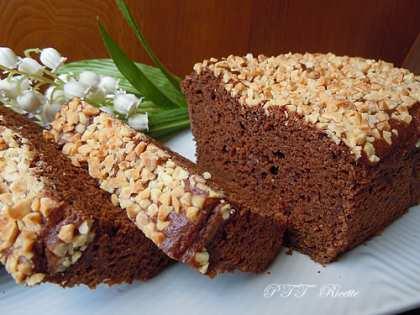 Plumcake al cioccolato Vegano