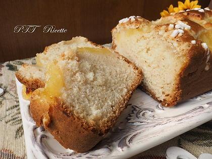 Plumcake all'ananas soffice e profumato