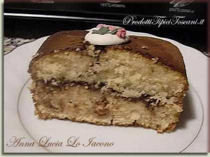 Plumcake con Nutella e Cacao amaro