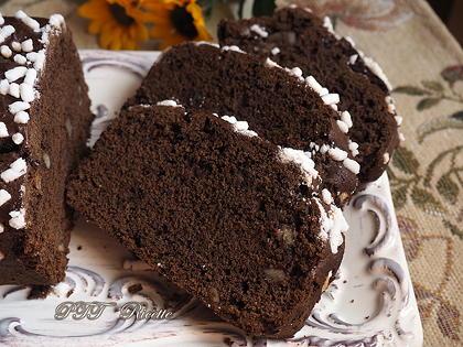 Plumcake light al cacao con canditi