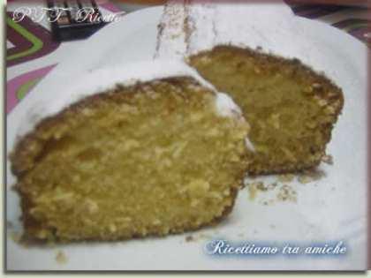 Plumcake panna e miele senza glutine