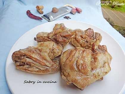 Pollo alla giamaicana, di Gordon Ramsey
