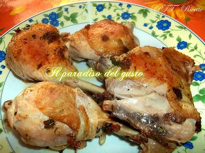 Pollo saporito