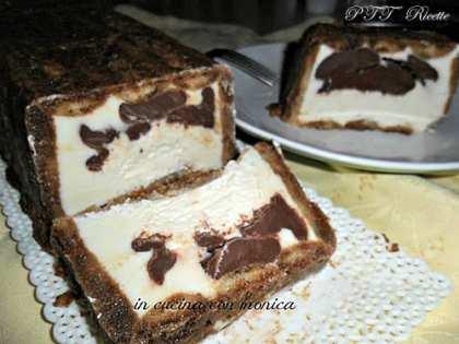 Semifreddo mascarpone e Nutella