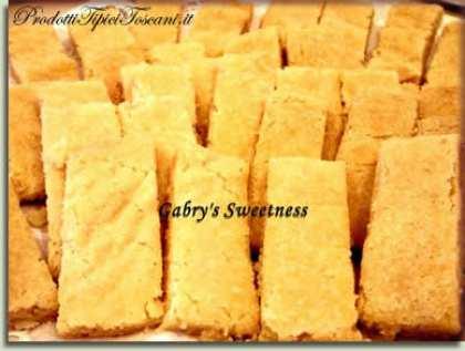 Shortbread biscotti scozzesi
