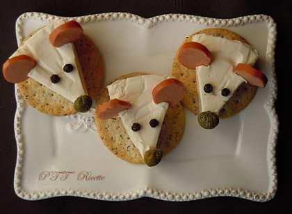 Topolini formaggini