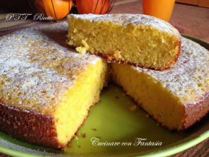 Torta Ace (carote, arance e limone)