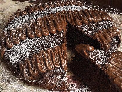 Torta al cacao che si scioglie in bocca - Light Senza Uova