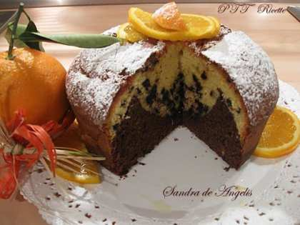 Torta cioccoarancia: arancia e cioccolato