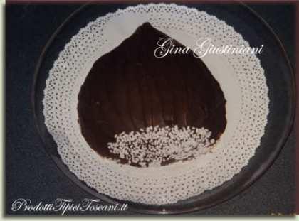 Torta castagna