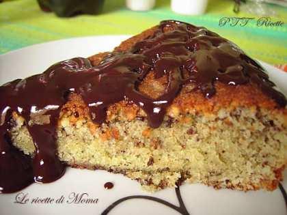 Torta ciocco-menta (menta e cioccolato)