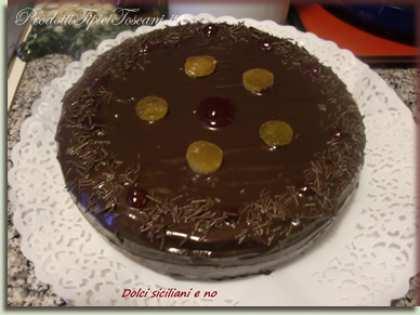 Torta Cioccolato che passione
