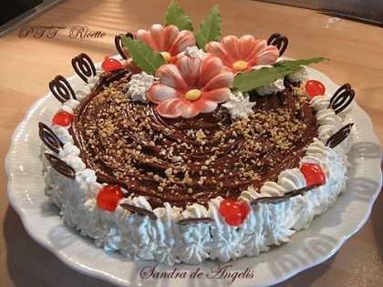 Torta cioccolato e mascarpone