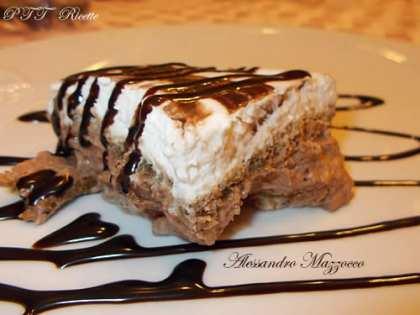 Torta Delizia ricotta e Nutella