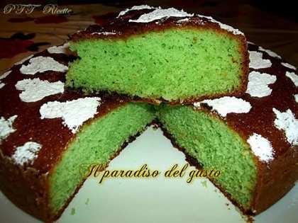 Torta di Shrek