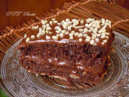 Torta dietetica al cacao