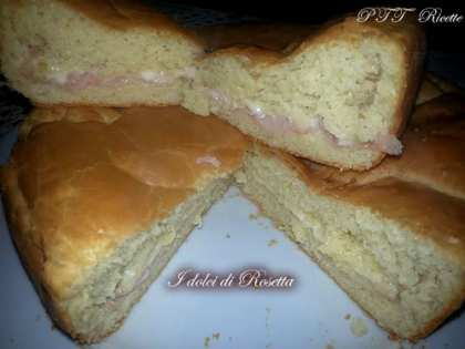 Torta rustica sofficissima