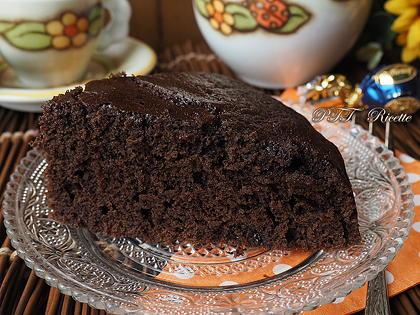 Torta sofficissima al cacao e Nutella