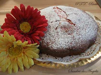Torta zebrata primavera