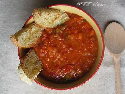 Zuppa di cipolle alla senese